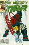 Thor #451 cheap bargain discounted comic books Thor #451 comic books