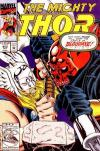 Thor #452 comic books - cover scans photos Thor #452 comic books - covers, picture gallery