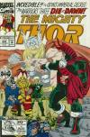 Thor #454 comic books - cover scans photos Thor #454 comic books - covers, picture gallery