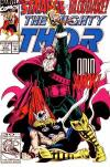 Thor #455 comic books - cover scans photos Thor #455 comic books - covers, picture gallery