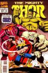 Thor #474 comic books - cover scans photos Thor #474 comic books - covers, picture gallery