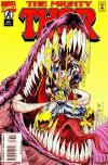Thor #487 Comic Books - Covers, Scans, Photos  in Thor Comic Books - Covers, Scans, Gallery