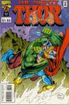 Thor #489 comic books - cover scans photos Thor #489 comic books - covers, picture gallery