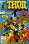 Thor Corps comic books