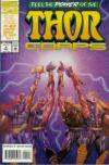 Thor Corps #4 comic books for sale