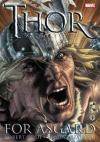 Thor: For Asgard - Hardcover Comic Books. Thor: For Asgard - Hardcover Comics.