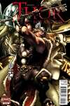 Thor: For Asgard #2 comic books - cover scans photos Thor: For Asgard #2 comic books - covers, picture gallery