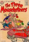 Three Mouseketeers Comic Books. Three Mouseketeers Comics.