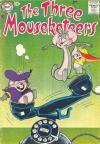 Three Mouseketeers #15 Comic Books - Covers, Scans, Photos  in Three Mouseketeers Comic Books - Covers, Scans, Gallery