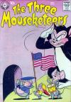 Three Mouseketeers #20 Comic Books - Covers, Scans, Photos  in Three Mouseketeers Comic Books - Covers, Scans, Gallery