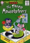 Three Mouseketeers #3 cheap bargain discounted comic books Three Mouseketeers #3 comic books