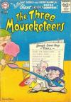 Three Mouseketeers #4 Comic Books - Covers, Scans, Photos  in Three Mouseketeers Comic Books - Covers, Scans, Gallery