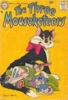 Three Mouseketeers #7 cheap bargain discounted comic books Three Mouseketeers #7 comic books