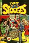 Three Stooges comic books