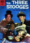 Three Stooges #2 comic books - cover scans photos Three Stooges #2 comic books - covers, picture gallery