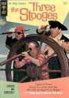 Three Stooges #33 comic books for sale