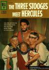 Three Stooges Meet Hercules comic books