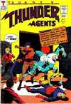 Thunder Agents #6 Comic Books - Covers, Scans, Photos  in Thunder Agents Comic Books - Covers, Scans, Gallery