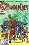 ThunderCats comic books