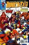 Thunderbolts #12 comic books - cover scans photos Thunderbolts #12 comic books - covers, picture gallery