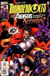 Thunderbolts #44 comic books for sale