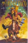 Thundergod #3 comic books for sale