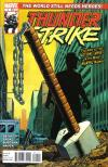 Thunderstrike #1 Comic Books - Covers, Scans, Photos  in Thunderstrike Comic Books - Covers, Scans, Gallery