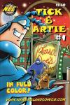 Tick & Artie #1 Comic Books - Covers, Scans, Photos  in Tick & Artie Comic Books - Covers, Scans, Gallery