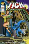 Tick New Series #2 comic books - cover scans photos Tick New Series #2 comic books - covers, picture gallery