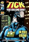 Tick: The Edlund Epic #1 comic books for sale