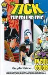 Tick: The Edlund Epic #4 comic books for sale