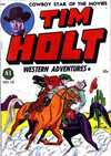 Tim Holt Comic Books. Tim Holt Comics.