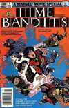 Time Bandits #1 comic books - cover scans photos Time Bandits #1 comic books - covers, picture gallery
