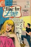 Time For Love comic books