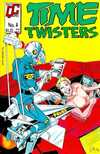 Time Twisters #4 comic books for sale
