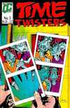 Time Twisters #5 comic books - cover scans photos Time Twisters #5 comic books - covers, picture gallery