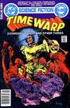 Time Warp #4 comic books - cover scans photos Time Warp #4 comic books - covers, picture gallery