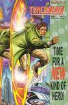 Timewalker comic books