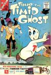 Timmy the Timid Ghost #40 comic books - cover scans photos Timmy the Timid Ghost #40 comic books - covers, picture gallery