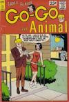 Tippy's Friends Go-Go & Animal comic books