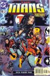 Titans #15 comic books - cover scans photos Titans #15 comic books - covers, picture gallery