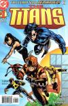 Titans #1 comic books - cover scans photos Titans #1 comic books - covers, picture gallery