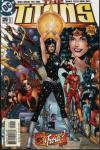 Titans #25 comic books - cover scans photos Titans #25 comic books - covers, picture gallery