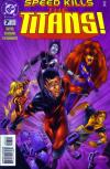 Titans #7 comic books - cover scans photos Titans #7 comic books - covers, picture gallery