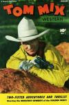 Tom Mix Western #1 comic books - cover scans photos Tom Mix Western #1 comic books - covers, picture gallery