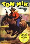 Tom Mix Western #11 comic books - cover scans photos Tom Mix Western #11 comic books - covers, picture gallery