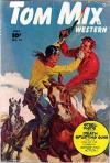 Tom Mix Western #16 comic books for sale