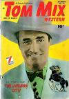 Tom Mix Western #24 comic books - cover scans photos Tom Mix Western #24 comic books - covers, picture gallery