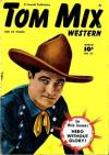 Tom Mix Western #27 Comic Books - Covers, Scans, Photos  in Tom Mix Western Comic Books - Covers, Scans, Gallery
