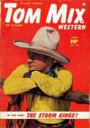 Tom Mix Western #28 comic books - cover scans photos Tom Mix Western #28 comic books - covers, picture gallery